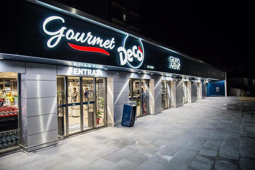 Deco 39 gourmet gruppo arena alimentari e for Gruppo arena volantino